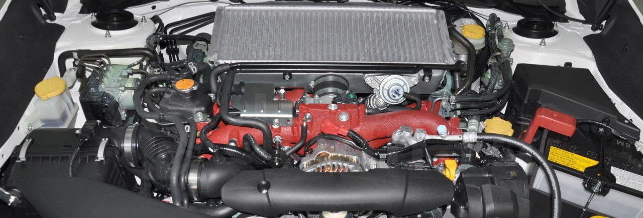 Ремонт двигателя Subaru